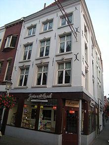 De Stad Frankfort, Steenstraat 2 Venlo. Foto Peter Keijsers