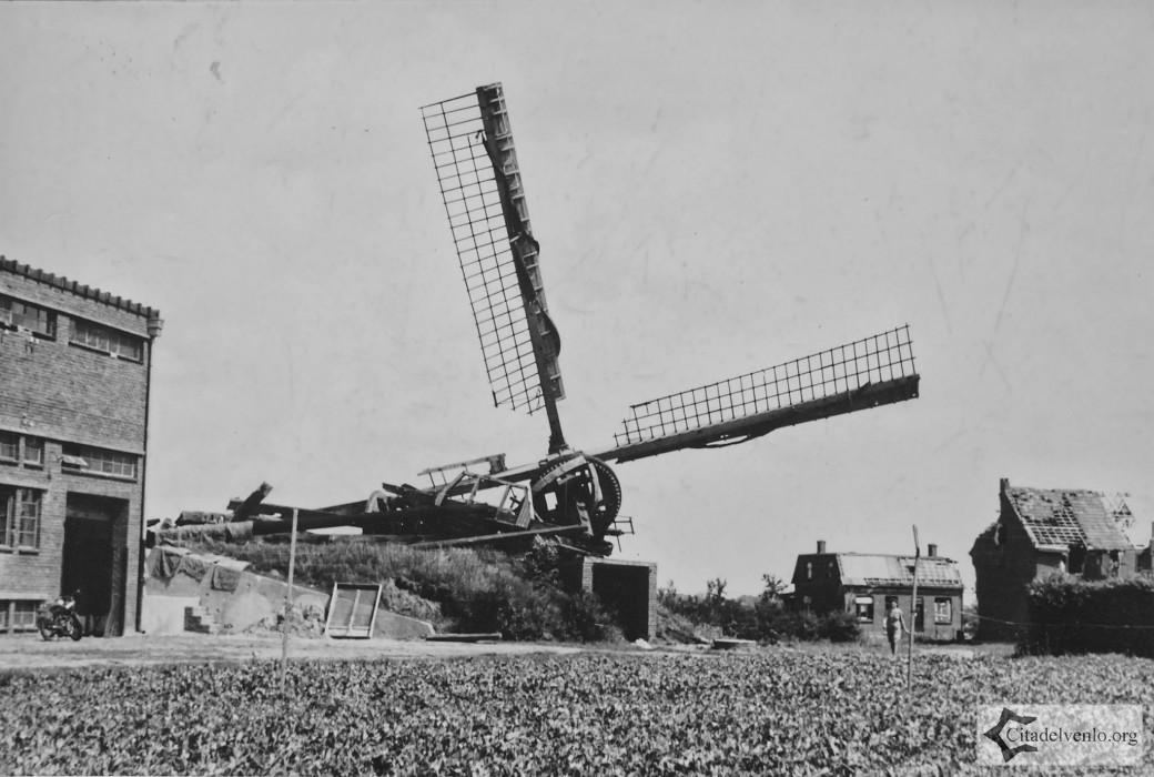 Goofers molen, in nov.1944 opgeblazen